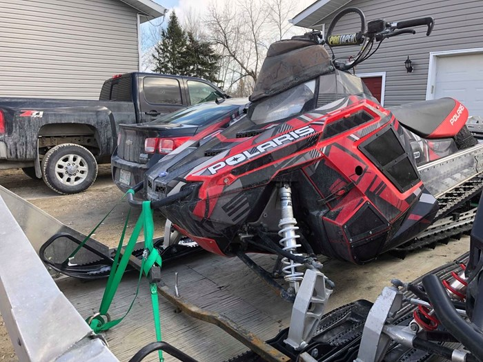 2011 Polaris 800 Pro RMK Photo 1 of 3