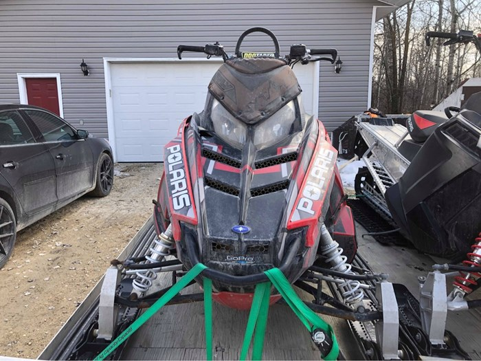2011 Polaris 800 Pro RMK Photo 2 of 3