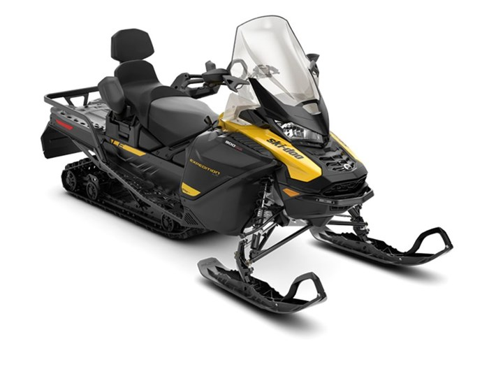 2021 Ski-Doo Expedition® LE Rotax® 900 ACE™ Turbo Sil Photo 1 of 1