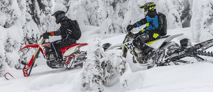 2020 Polaris Timbersled Photo 1 sur 5