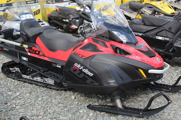 2020 Ski-Doo Skandic® WT Rotax® 600 H.O. E-TEC® Photo 1 of 2