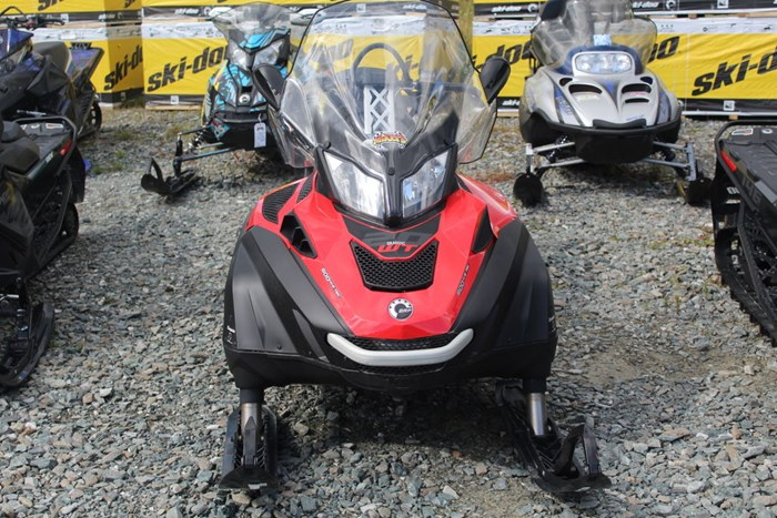 2020 Ski-Doo Skandic® WT Rotax® 600 H.O. E-TEC® Photo 2 of 2