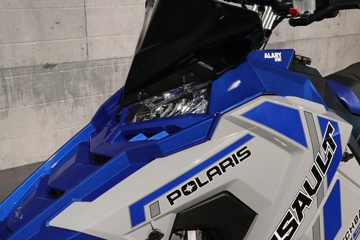 2021 Polaris 850 AXYS SB ASSAULT 144 Photo 10 of 11