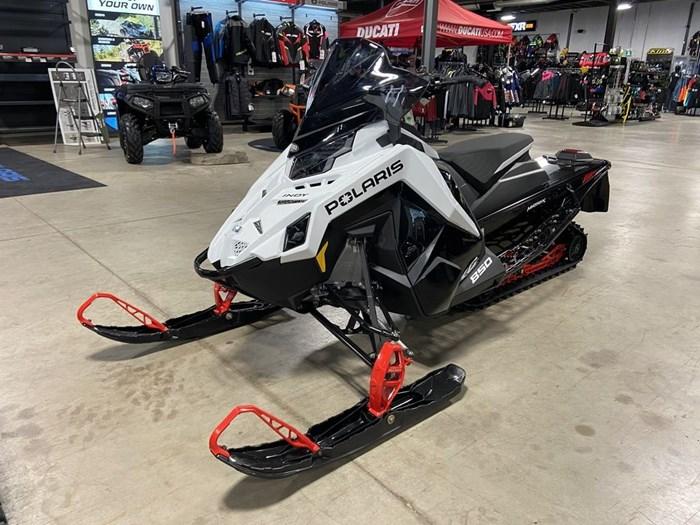 2021 Polaris 850 Indy XC Launch Edition 137/1.25 Ice Photo 3 of 5