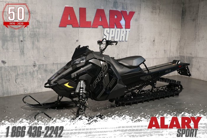 2021 Polaris 850 PRO RMK 163 2.6 SNOWCHECK SELECT Photo 1 sur 10