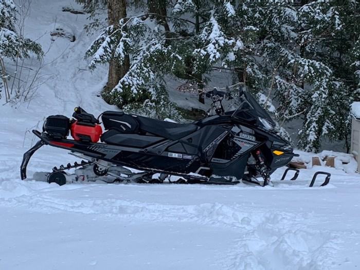 2019 Ski-Doo Renegade XRS Photo 1 of 4