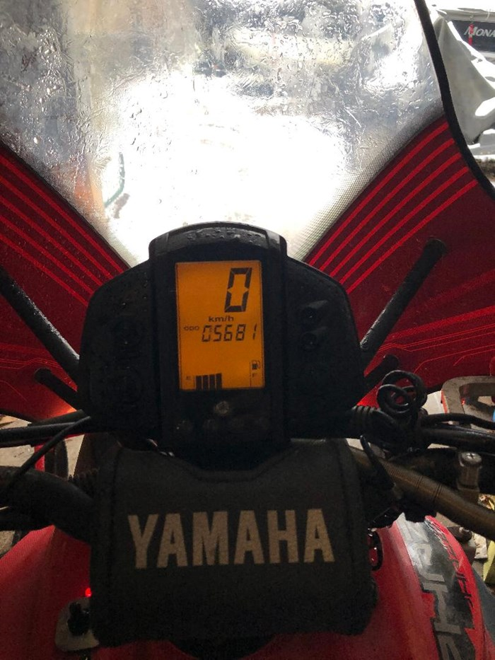 2007 Yamaha Phazer Photo 4 of 7