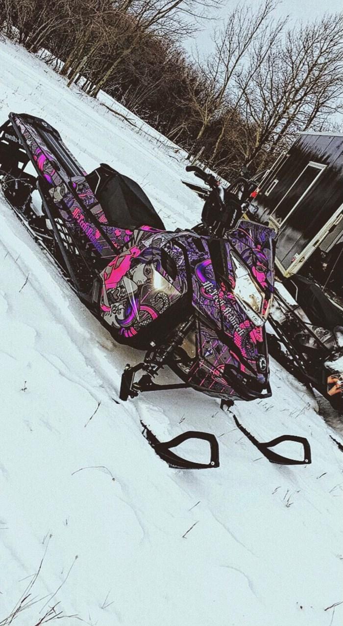 2013 Ski-Doo Summit 800x 163 track Photo 1 of 11