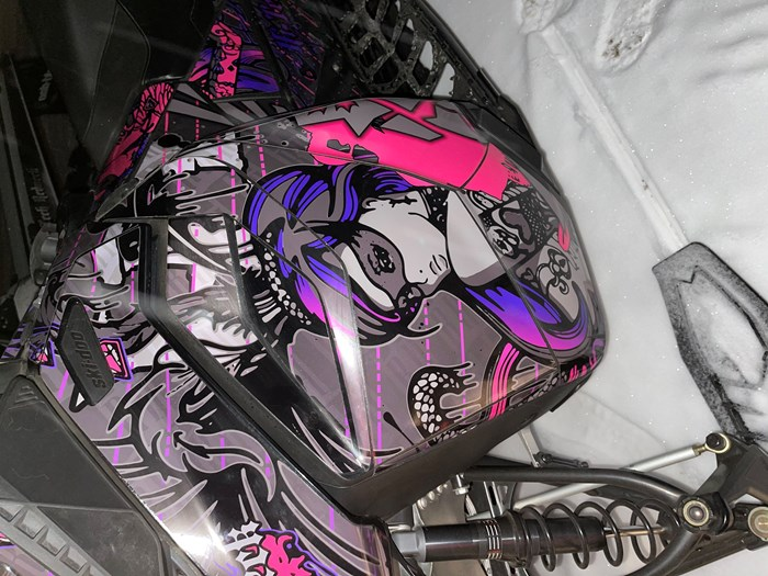 2013 Ski-Doo Summit 800x 163 track Photo 2 of 11