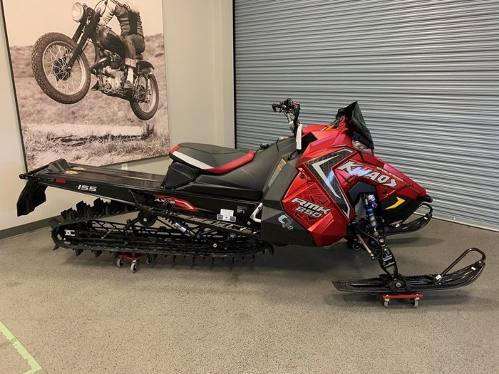 "2021 Polaris 850 RMK KHAOS 155 3"" Photo 1 sur 3"