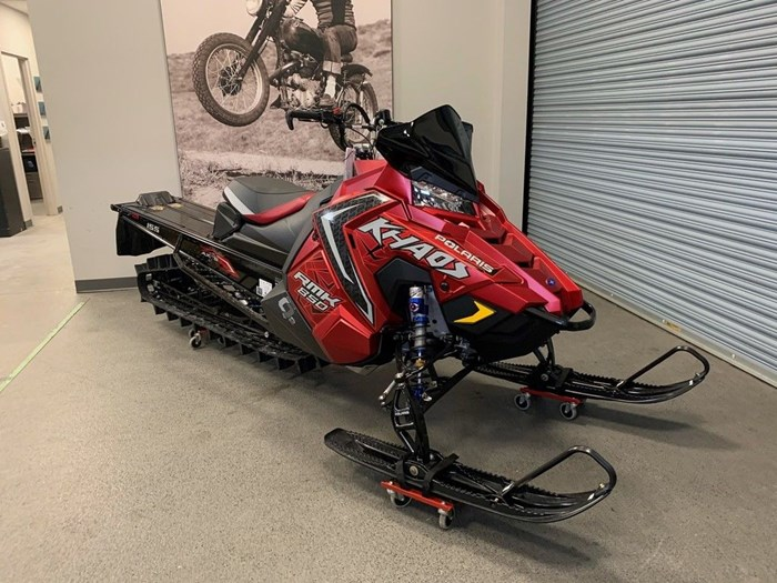 "2021 Polaris 850 RMK KHAOS 155 3"" Photo 2 sur 3"