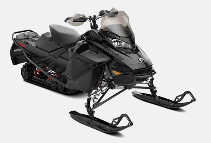 "2022 Ski-Doo MXZ TNT 850 E-TEC Ice Ripper XT 1.25"" E.S. Photo 2 sur 2"