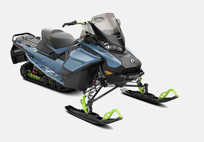 "2022 Ski-Doo Renegade Enduro 850 E-TEC Ice Ripper XT 1.25"" Photo 2 of 2"