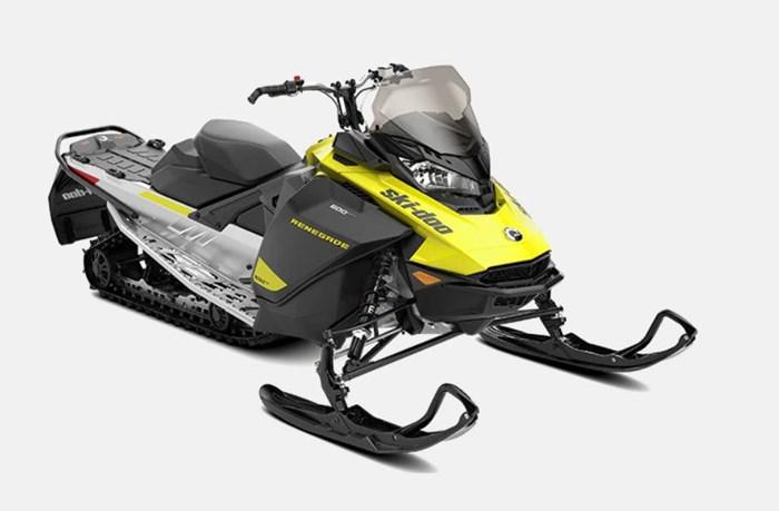 """2022 Ski-Doo Renegade Sport 600 EFI Cobra 1.35"""" E.S. Photo 1 of 2"""