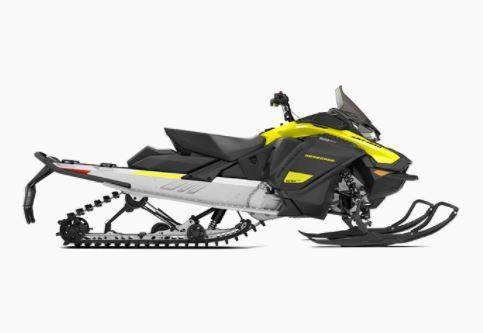 """2022 Ski-Doo Renegade Sport 600 EFI Cobra 1.35"""" E.S. Photo 2 of 2"""
