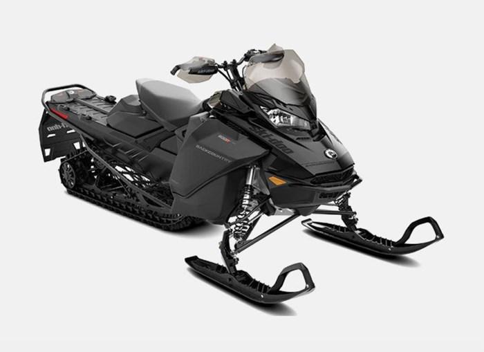 """2022 Ski-Doo Backcountry  600R E-TEC Cobra 1.6"""" E.S. Photo 1 of 2"""