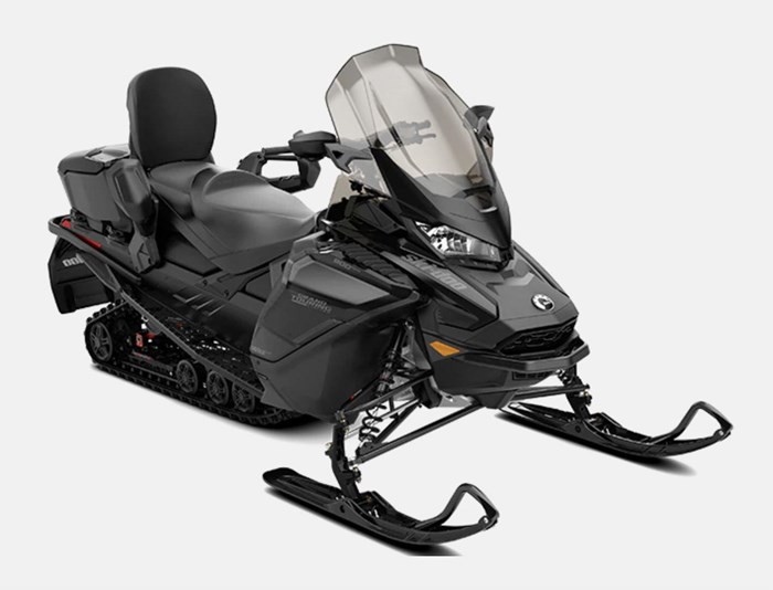 2022 Ski-Doo Grand Touring Limited 900 ACE Silent Track II 1.25 Photo 1 sur 2