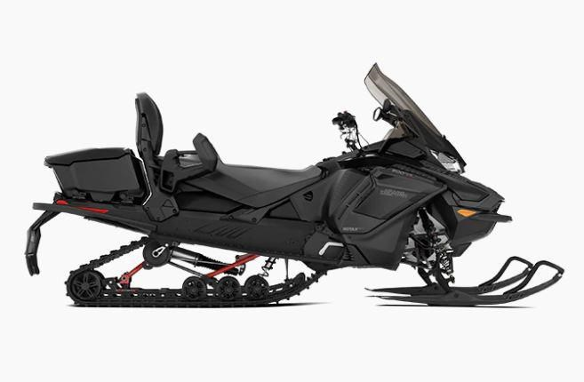 2022 Ski-Doo Grand Touring Limited 900 ACE Silent Track II 1.25 Photo 2 sur 2