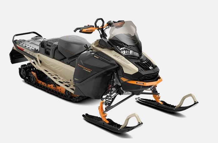 "2022 Ski-Doo Expedition Xtreme 850 E-TEC Cobra WT 1.8"" E.S Photo 2 of 2"