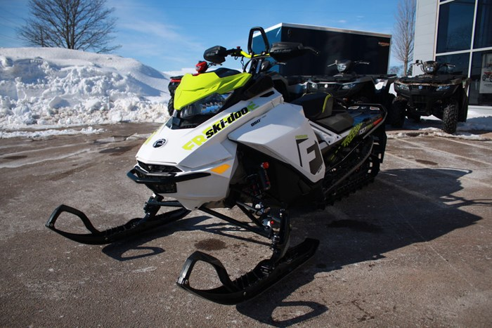 2018 Ski-Doo Freeride® Manual PowderMax 2.25 FlexEdge Photo 4 sur 16