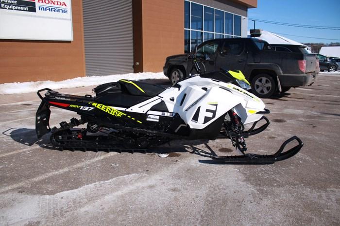 2018 Ski-Doo Freeride® Manual PowderMax 2.25 FlexEdge Photo 9 sur 16