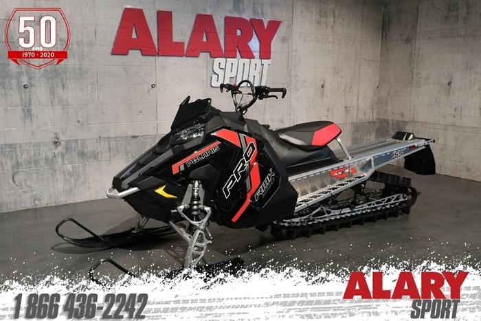 2021 Polaris 850 PRO RMK 155 3 SNOWCHECK SELECT Photo 1 sur 11
