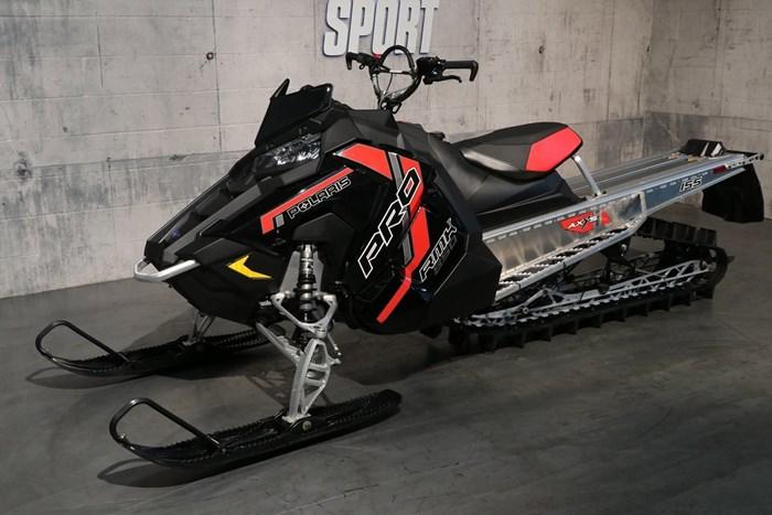2021 Polaris 850 PRO RMK 155 3 SNOWCHECK SELECT Photo 2 sur 11