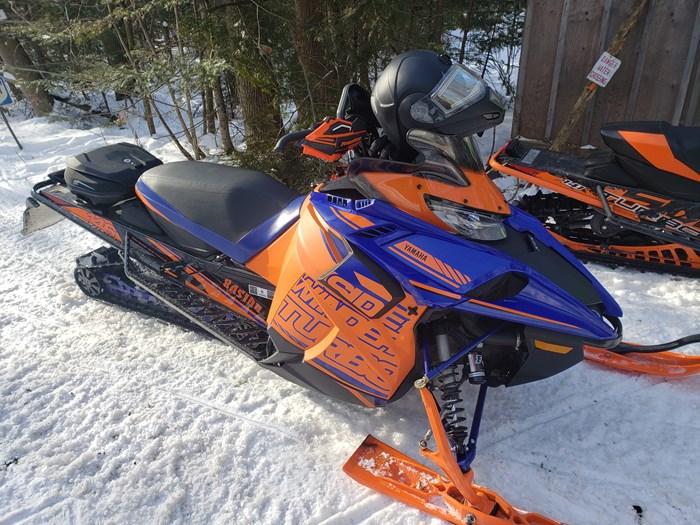 2020 Yamaha Sidewinder XTX Photo 1 sur 2