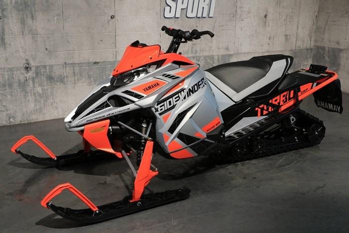 2021 Yamaha SIDEWINDER L-TX SE 137 Photo 2 sur 11