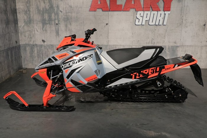 2021 Yamaha SIDEWINDER L-TX SE 137 Photo 3 sur 11
