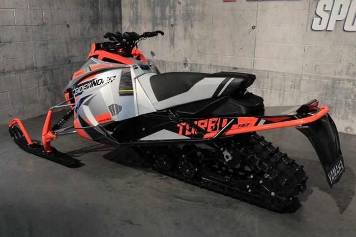 2021 Yamaha SIDEWINDER L-TX SE 137 Photo 4 sur 11