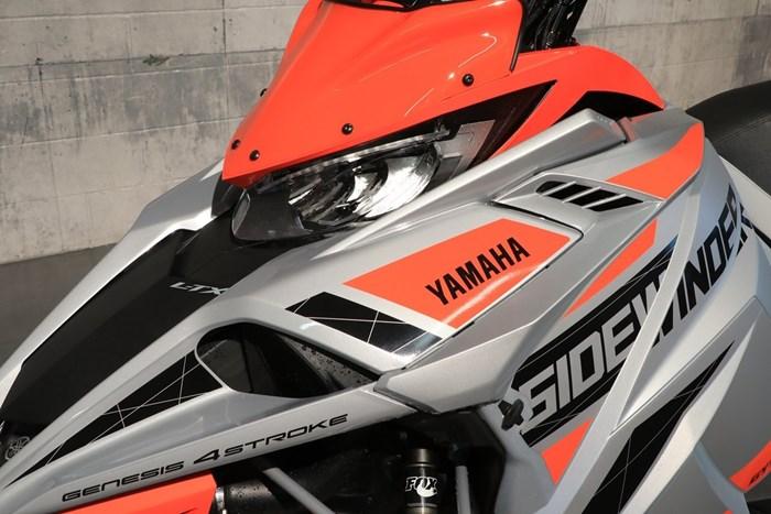 2021 Yamaha SIDEWINDER L-TX SE 137 Photo 10 sur 11