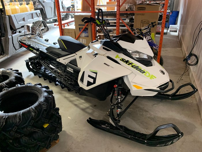 2018 Ski-Doo Freeride 154 850 ETEC SHOT Photo 1 of 3