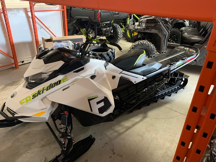 2018 Ski-Doo Freeride 154 850 ETEC SHOT Photo 3 of 3