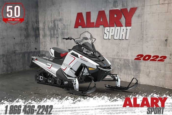 2022 Polaris 550 INDY 144 ES Photo 1 of 3