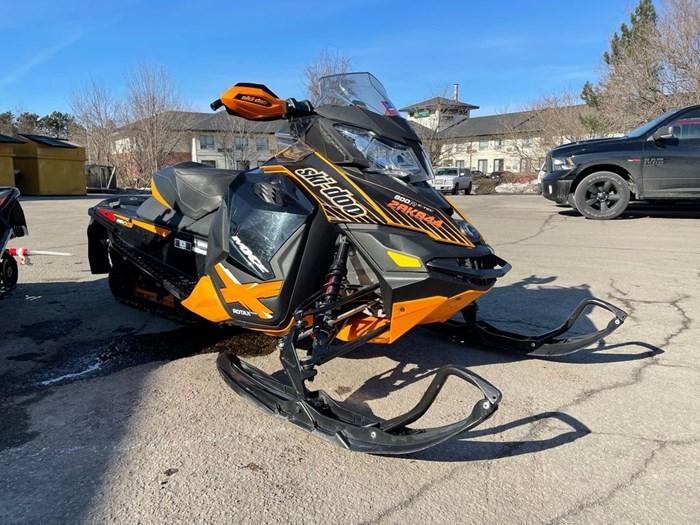 2014 Ski-Doo MX Z X 800R Photo 1 sur 8
