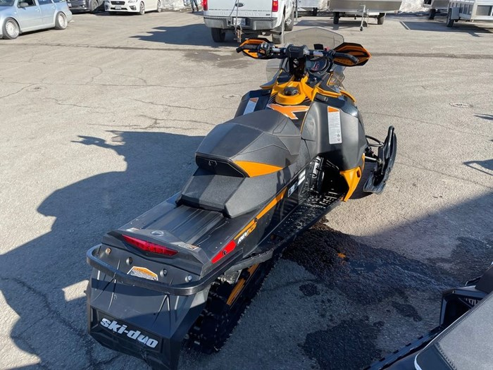 2014 Ski-Doo MX Z X 800R Photo 5 sur 8