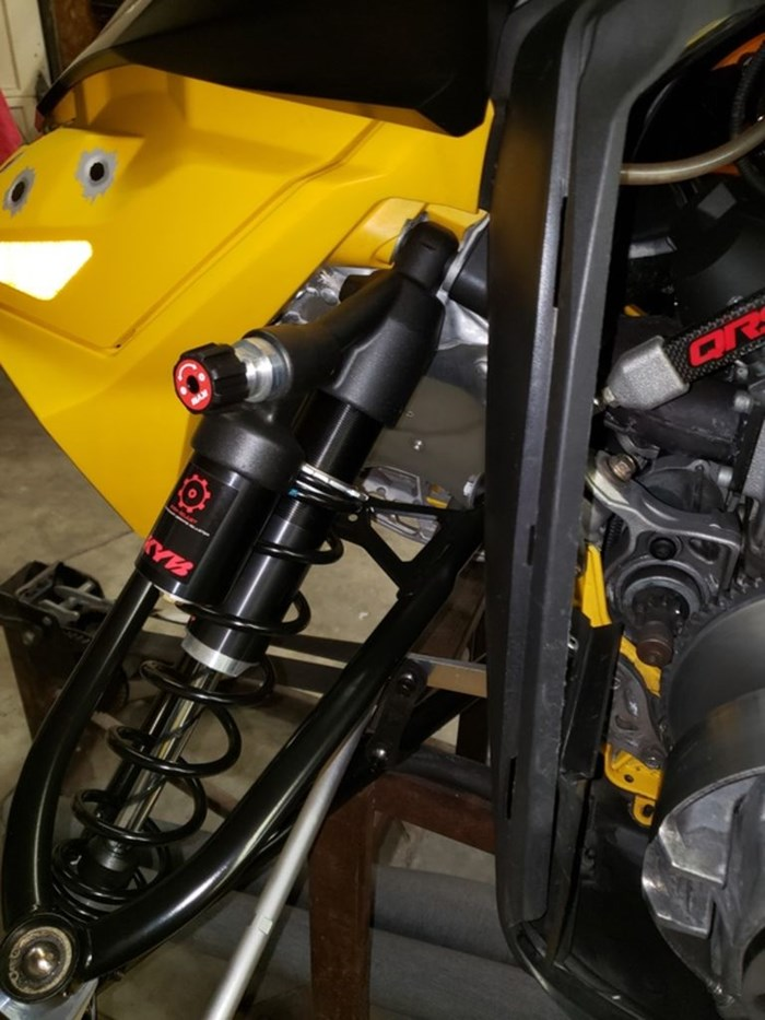 2014 Ski-Doo MX Z X-RS 800R Photo 7 sur 8