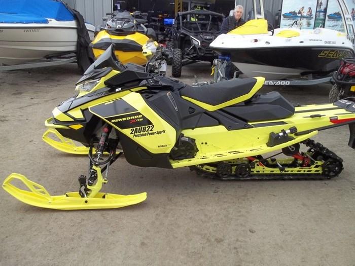 2021 Ski-Doo Renegade® X-RS® Rotax® 850 E-TEC® Adj. K Photo 2 of 7