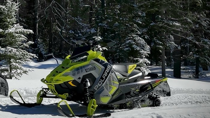 2020 Polaris Indy 850XC Photo 1 of 1