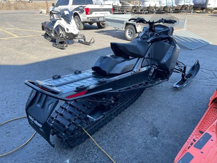 2021 Ski-Doo Backcountry™ X® Rotax® 850 E-TEC® ES Ice Photo 5 of 8