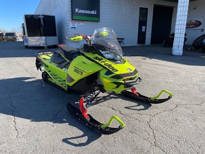 2020 Ski-Doo Renegade® X Rotax® 850 E-TEC® Ice Ripper Photo 1 of 8