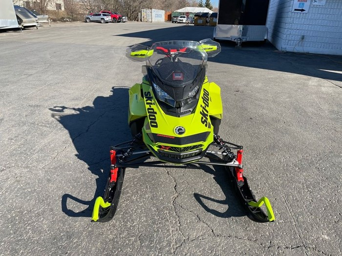 2020 Ski-Doo Renegade® X Rotax® 850 E-TEC® Ice Ripper Photo 2 of 8
