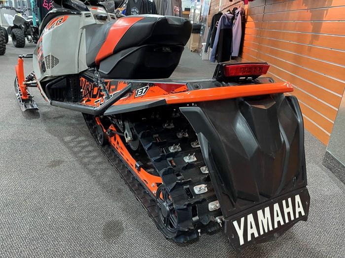 2017 Yamaha Sidewinder L-TX SE Photo 5 sur 5