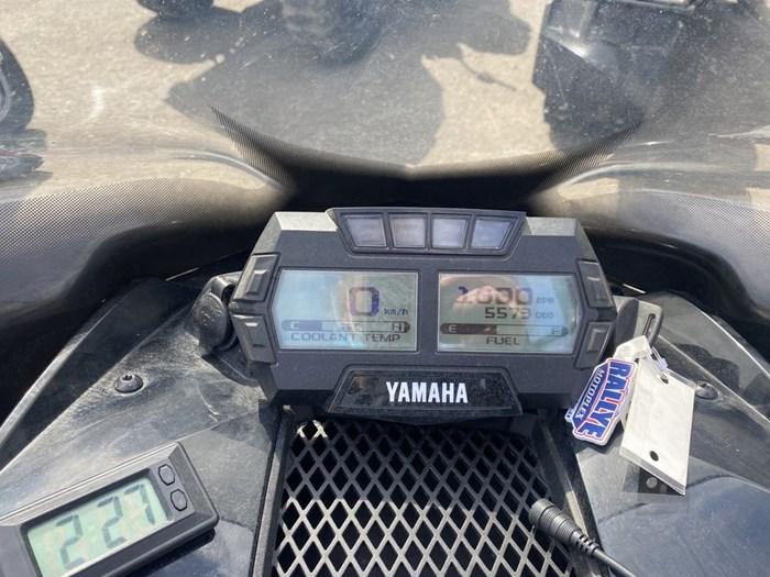 2017 Yamaha Sidewinder L-TX DX Photo 9 of 9