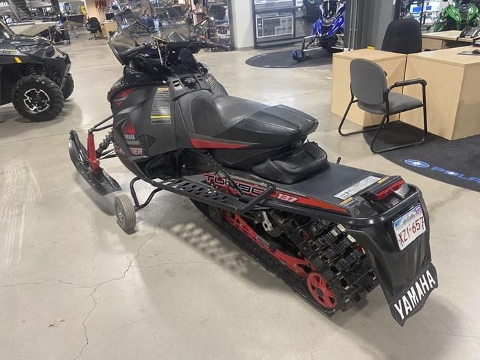 2017 Yamaha Sidewinder L-TX DX Photo 3 sur 6