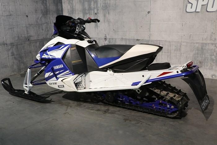2015 Yamaha SR Viper R-TX SE Photo 4 of 11