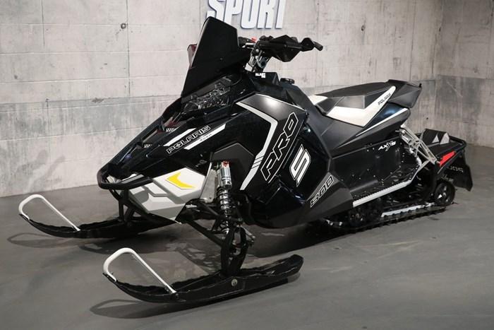 2016 Polaris 800 RUSH PRO-S 800 RUSH PRO-S LE Photo 2 of 10