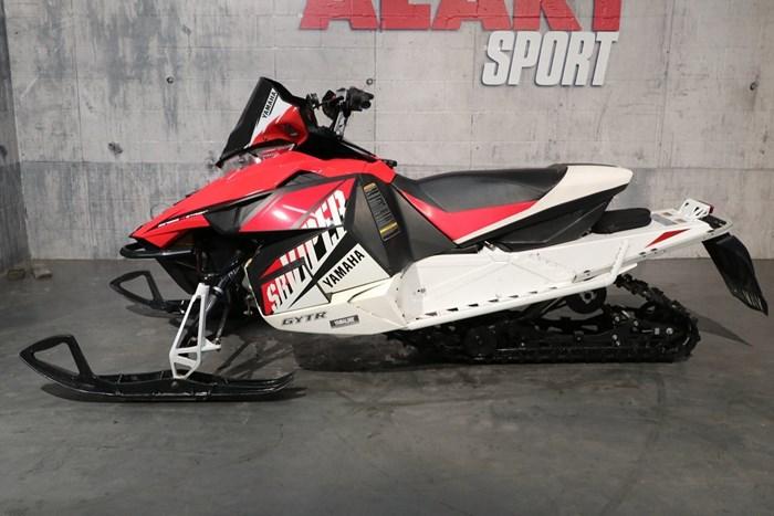 2015 Yamaha SR Viper R-TX SE Photo 3 of 11
