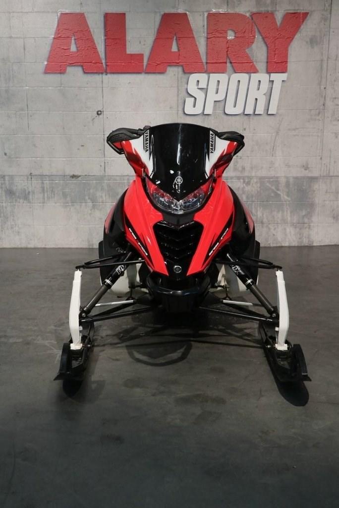 2015 Yamaha SR Viper R-TX SE Photo 11 of 11